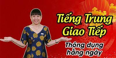 Học tiếng Trung Giao Tiếp cơ bản - Cô Linh
