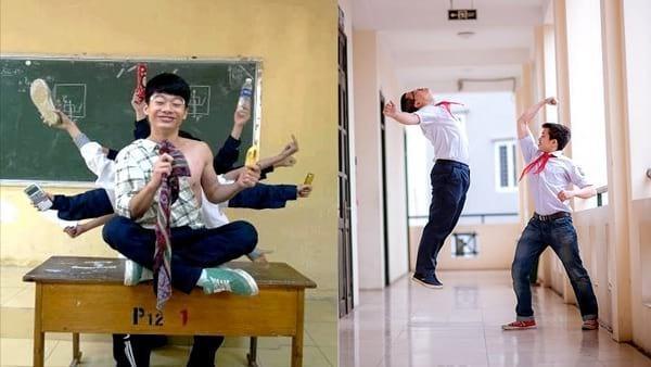 Tik Tok Học sinh 3